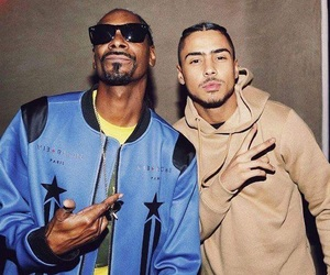 quincy, snoopdogg, and quincybrown image