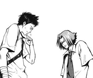 anime, japanese, and gokudera hayato image