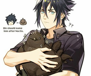 anime, noctis, and rpg image