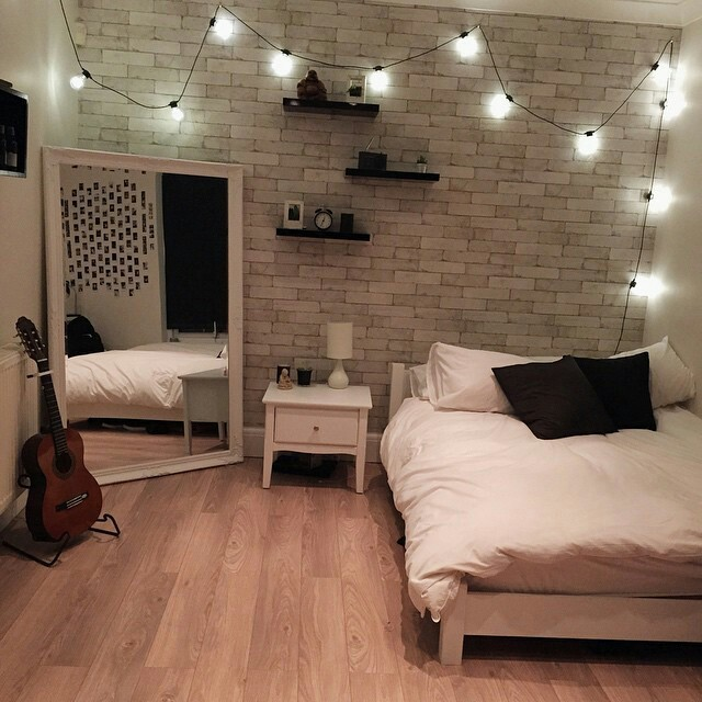 bedroom, caves, and decor image