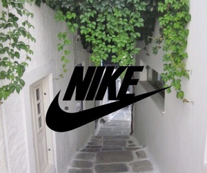 background, nike, and wallpaper image