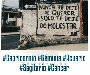 cancer, frases, and acuario image