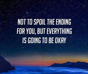 blue, inspirational, and life image