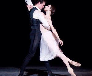 ballet, dancer, and pas de deux image