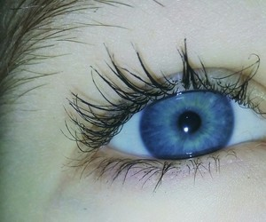 blue, blueeyes, and eyes image