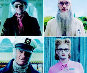 A Series of Unfortunate Events, disguises, and edit image