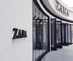 goals, shopping, and Zara image