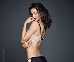 lingerie, miranda kerr, and model image