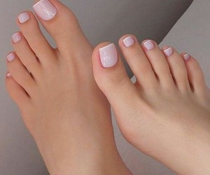 beauty, manicure, and pedicure image