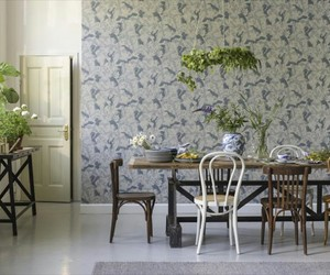 flowers, wallpaper, and william morris image