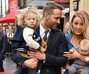blake lively, daughters, and family image
