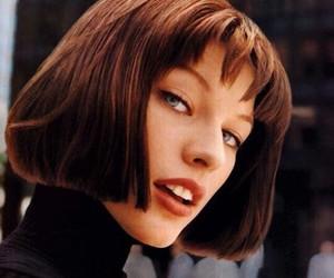 Milla Jovovich, 90s, and model image