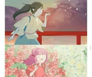 adventure time, spirited away, and marceline image