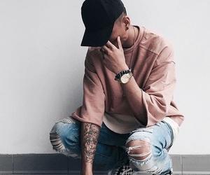 fashion, love, and men image