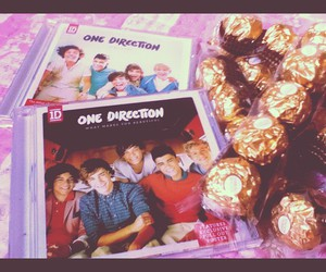 cd, 1d, and music image