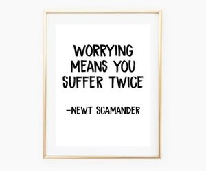 quotes, inspiration, and newt scamander image
