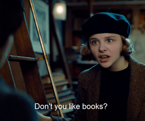 book, movie, and hugo image