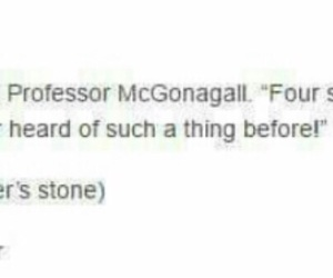 harry potter, professor mcgonagall, and tumblr image