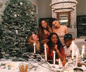 amazing, kylie jenner, and christmas image
