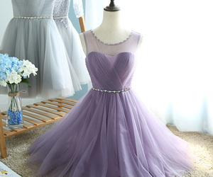 dress, evening dress, and formal dress image