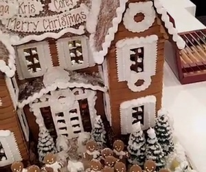 christmas, house, and family image