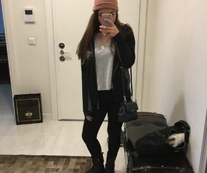 bag, day, and grey image