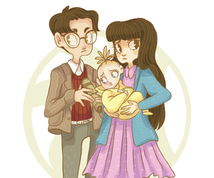 Sunny, violet, and klaus image