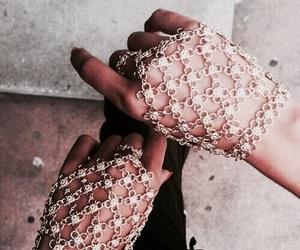 fashion, hand, and jewerly image