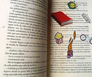 books, libros, and recortes image