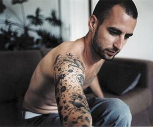 boy, ink, and Tattoos image