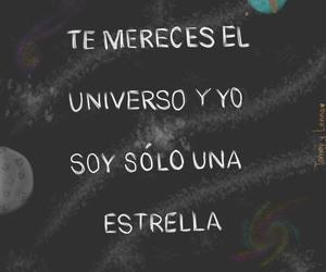 frases, love, and stars image