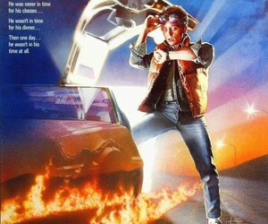Back to the Future and film image