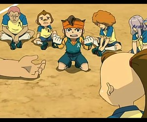 mark evans, inazuma eleven, and kevin dragonfly image