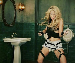 pretty boy, shakira, and my queen image