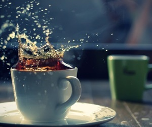 photography, tea, and cup image