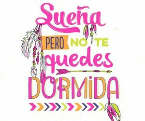 dormir and frases image