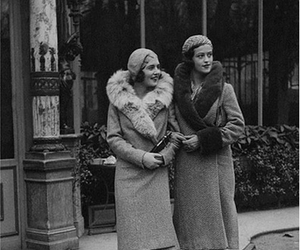 1920s, early 20th century, and flappers image