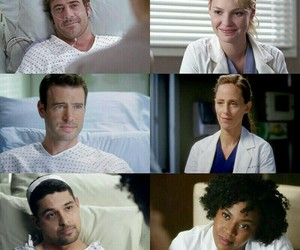 couple, greys anatomy, and love image