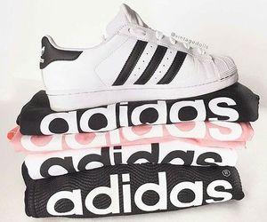 adidas, fashion, and superstar image