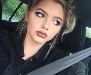 makeup, hair, and beauty image