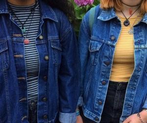 fashion, tumblr, and grunge image