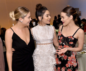 lucy hale, ashley benson, and vanessa hudgens image