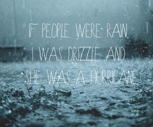 quote, rain, and john green image