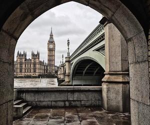 beautiful, travel, and Big Ben image