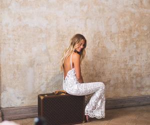 fashion, janni deler, and lace image
