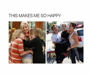 felicidad, funny, and zack and cody image