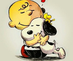snoopy and charlie brown image