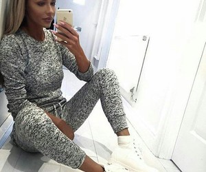 beautiful, clothes, and selfie image