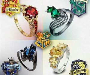 harry potter and rings image