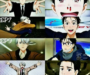 anime, boys, and victor nikiforov image